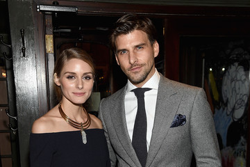 Olivia Palermo Johannes Huebl 'Spectre' Pre-Release Screening, Hosted by Champagne Bollinger with the Cinema Society - After Party