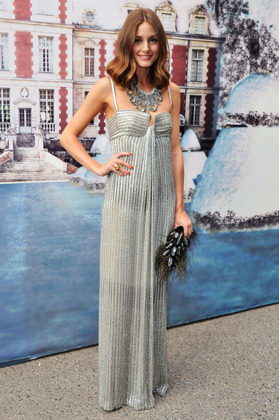 Olivia Palermo Olivia Palermo attends 'The White Fairy Tale Love Ball' in support Of 'The Naked Heart Foundation' at Chateau de Wideville on July 6, 2011 in Crespieres, France.