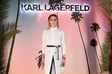 Olivia Palermo Karl Lagerfeld X Kaia Capsule Collection Launch - Photocall