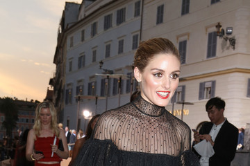 Olivia Palermo Valentino  - Arrivals - AltaRoma AltaModa Fashion Week Fall/Winter 2015/16