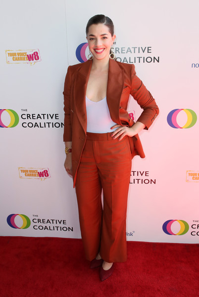 Creative Coalition's Annual Television Humanitarian Awards Gala 2019 - Arrivals