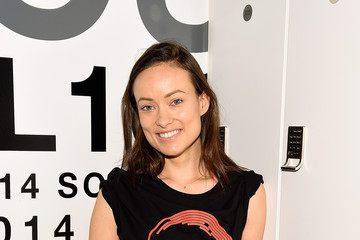 Olivia Wilde Olivia Wilde: Global Citizen + Conscious Commerce IMPACK Day In New York