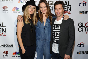 Olivia Wilde 2014 Global Citizen Festival In Central Park To End Extreme Poverty By 2030 - VIP Lounge