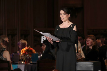 Olivia Williams The Duchess of Cornwall Attends the Man Booker Prize