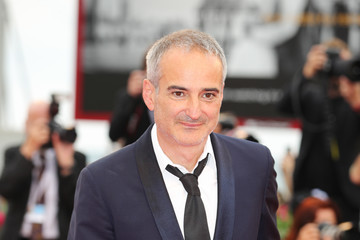 Olivier Assayas Doubles Vies (Non Fiction) Red Carpet Arrivals - 75th Venice Film Festival
