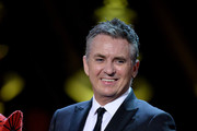 Shane Richie on stage during The Olivier Awards 2019 with Mastercard at the Royal Albert Hall on April 07, 2019 in London, England.