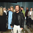 Olivier Zahm Marc Jacobs Spring 2019 Runway - Front Row