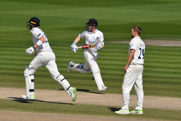 Ollie Robinson Sussex Vs. Middlesex - Specsavers County Championship Division Two