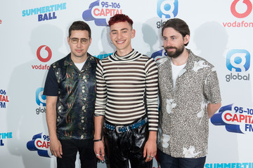 Olly Alexander Capital Summertime Ball 2018 - Arrivals