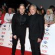 Olly Murs National Television Awards 2020 - Red Carpet Arrivals