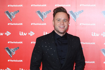 Olly Murs 'The Voice' UK 2019 - Photocall