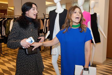 Olya Dzilikhova Barneys New York Hosts a Private Luncheon For Lisa Perry