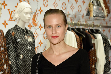 Olympia Scarry Louis Vuitton X Grace Coddington Event