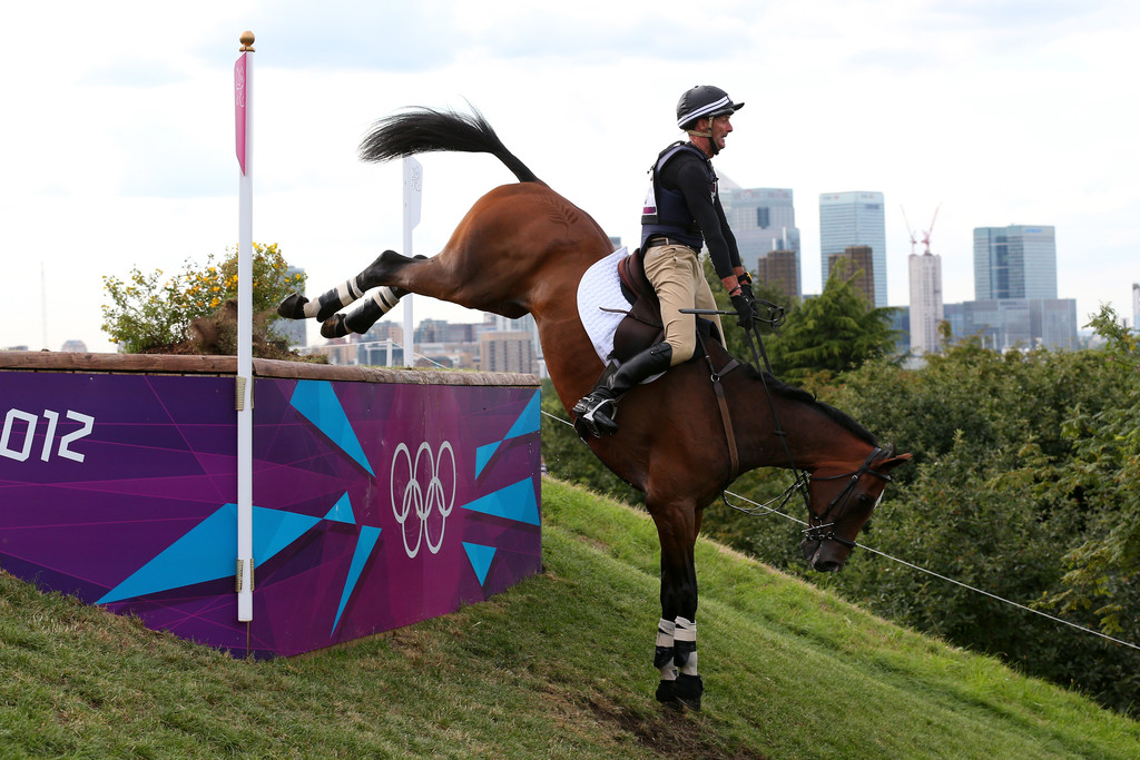 Mark Todd Photos Photos Olympics Day 3 Equestrian Zimbio