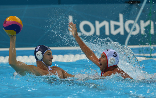Olympics Day 4 - Water Polo