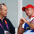 Alan Wills and Sir Clive Woodward Photos