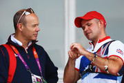 Alan Wills and Sir Clive Woodward Photos Photo