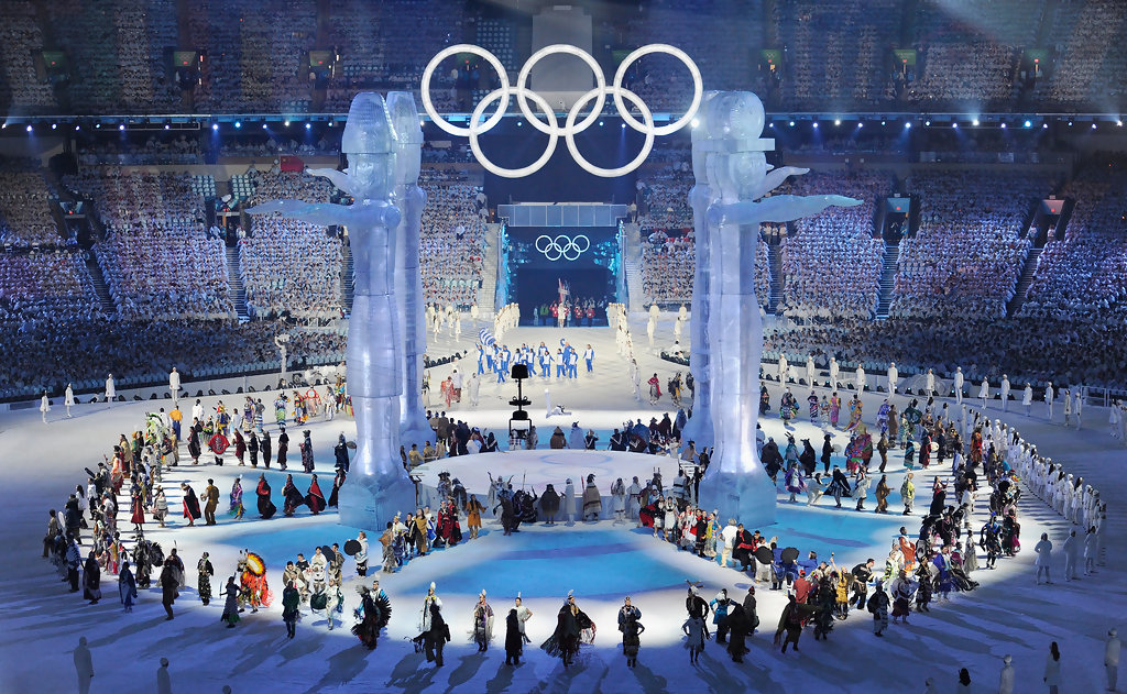 Olympics Opening Ceremony Pictures