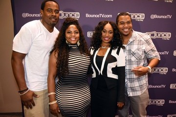 Omar Gooding Bounce TV Hosts Preview Screening of 'Family Time' and 'Mann and Wife'