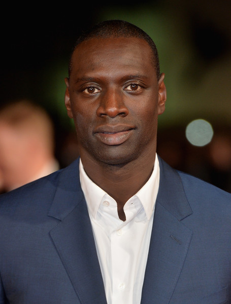burnt european film premiere in this photo omar sy actor omar sy ...