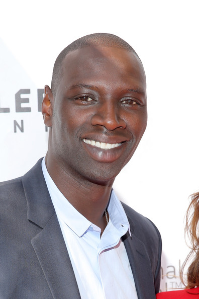 ... in this photo omar sy actor omar sy attends the samba premiere