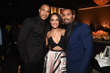 Omari Hardwick BET Presents the American Black Film Festival Honors - Roaming Show