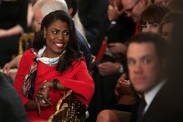 Omarosa Manigault Trump Speaks on Administration's Efforts in Combatting the Opioid Epidemic