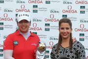 Shanshan Feng HRH Princess Haya Bint Al Hussein Photos Photo
