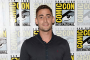 "Actor Michael Socha attends ""Once Upon A Time In Wonderland"" Press Line during Comic-Con International 2013 at Hilton San Diego Bayfront Hotel on July 20, 2013 in San Diego, California."