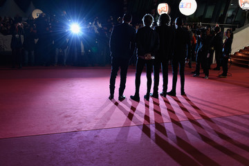 One Direction 16th NRJ Music Awards - Red Carpet Arrivals