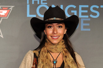 Oona Chaplin Professional Bull Riders 21st World Finals - Day 3