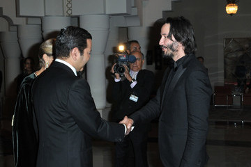 Keanu Reeves Opening Ceremony - 10th Marrakech Film Festival