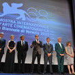 Andre Techin Opening Ceremony - 68th Venice Film Festival