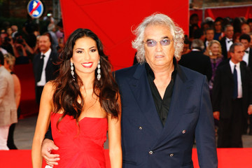 Elisabetta Gregoraci Opening Ceremony And Baaria Red Carpet: 66th Venice Film Festival