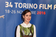 Hadas Yaron walks the red carpet for the Opening Ceremony and 'Between Us' premiere during the 34 Torino Film Festival on November 18, 2016 in Turin, Italy.