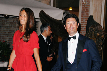 Veronica Sgaravatti Opening Ceremony Dinner: 66th Venice Film Festival