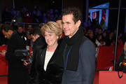 Monika Gruetters and Tom Tykwer attend the Opening Ceremony & 'Isle of Dogs' premiere during the 68th Berlinale International Film Festival Berlin at Berlinale Palace on February 15, 2018 in Berlin, Germany.