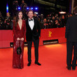 Daniel Bruhl and Felicitas Rombold Photos