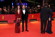 Daniel Bruhl and Felicitas Rombold Photos Photo