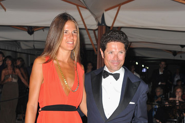 Veronica Sgaravatti Opening Dinner - 68th Venice Film Festival