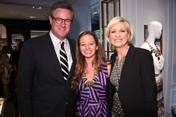 Michele Smith Opening Of Milly Madison Avenue Boutique