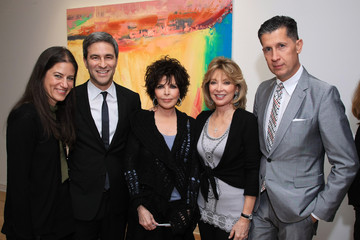 Carole Bayer Sager Katherine Ross Opening Night Of Carole Bayer Sager's 1st Exhibition