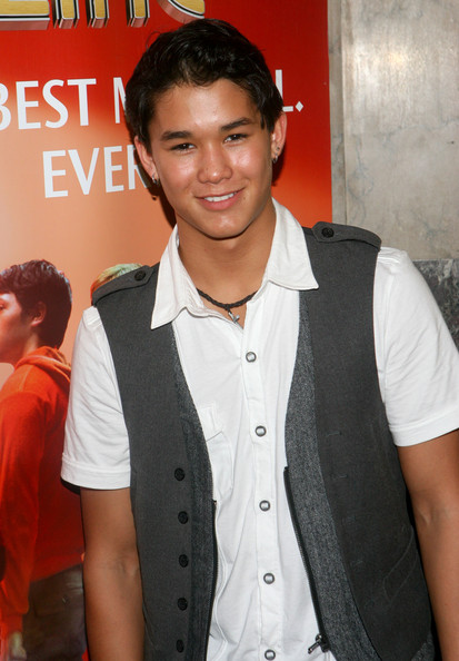 Actor Booboo Stewart attends the opening night of