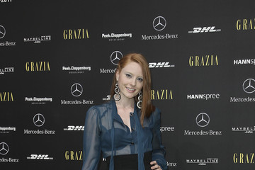 Barbara Meier Opening Night by Grazia - Mercedes Benz Fashion Week Spring/Summer 2011