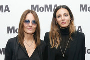 Director Maria Sole Tognazzi and director Luisa Carcavale attend the opening night of The Museum of Modern Art and Luce Cinecitta's Ugo Tognazzi: Tragedies of a Ridiculous Man Retrospective at MoMA on December 5, 2018 in New York City.
