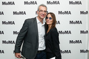 Directors Filippo Piscopo and Maria Sole Tognazzi attend the opening night of The Museum of Modern Art and Luce Cinecitta's Ugo Tognazzi: Tragedies of a Ridiculous Man Retrospective at MoMA on December 5, 2018 in New York City.