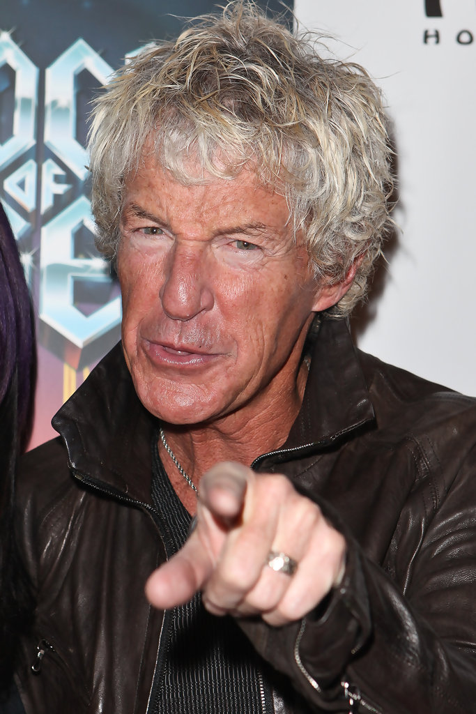 kevin cronin photos photos opening night of quotrock of