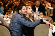 Darren Criss and Mia Swier attend the Operation Smile 8th Annual Park City Ski Challenge presented by Poly, St Regis Deer Valley & Deer Valley Resort at The St. Regis Deer Valley on March 23, 2019 in Park City, Utah.