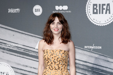 Ophelia Lovibond The British Independent Film Awards - Arrivals
