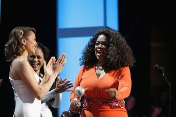Oprah Winfrey Ava DuVernay 46th NAACP Image Awards Presented By TV One - Show